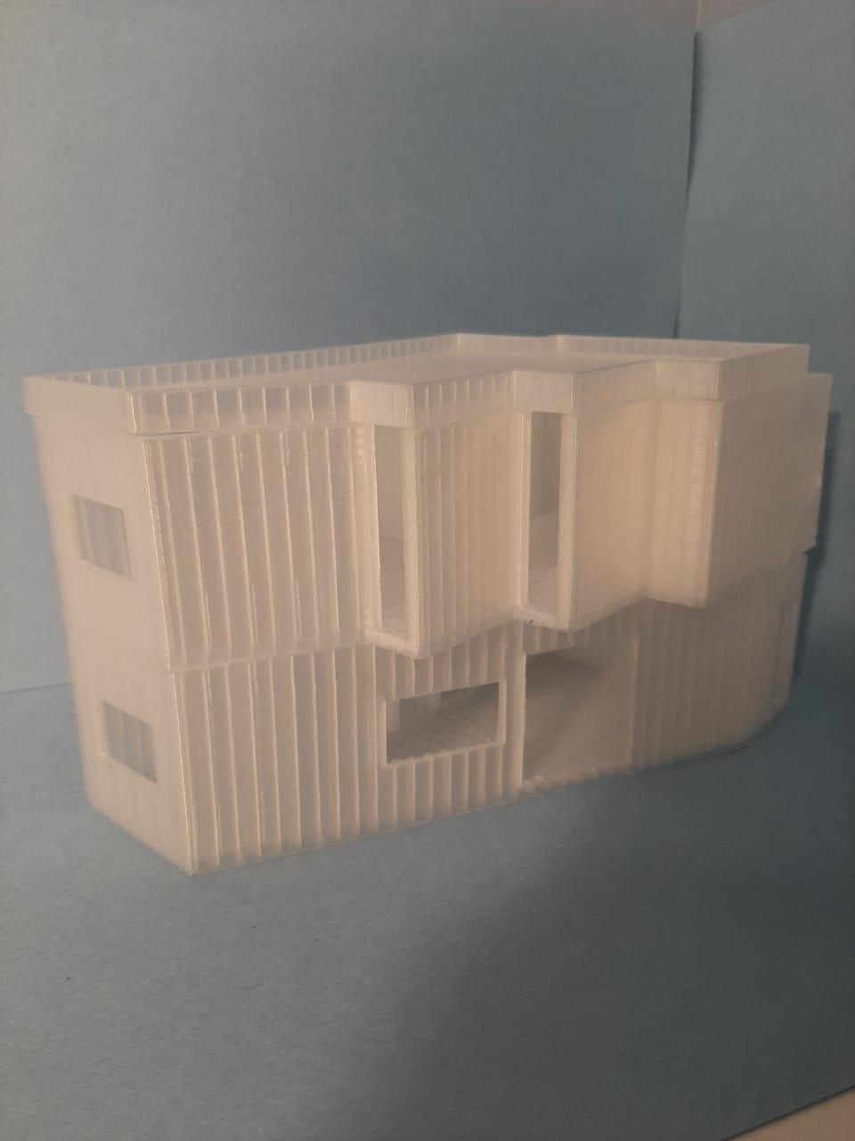Impresión 3d Estudios A 4