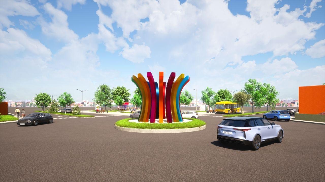 Monumento al Desarrollo Sustentable